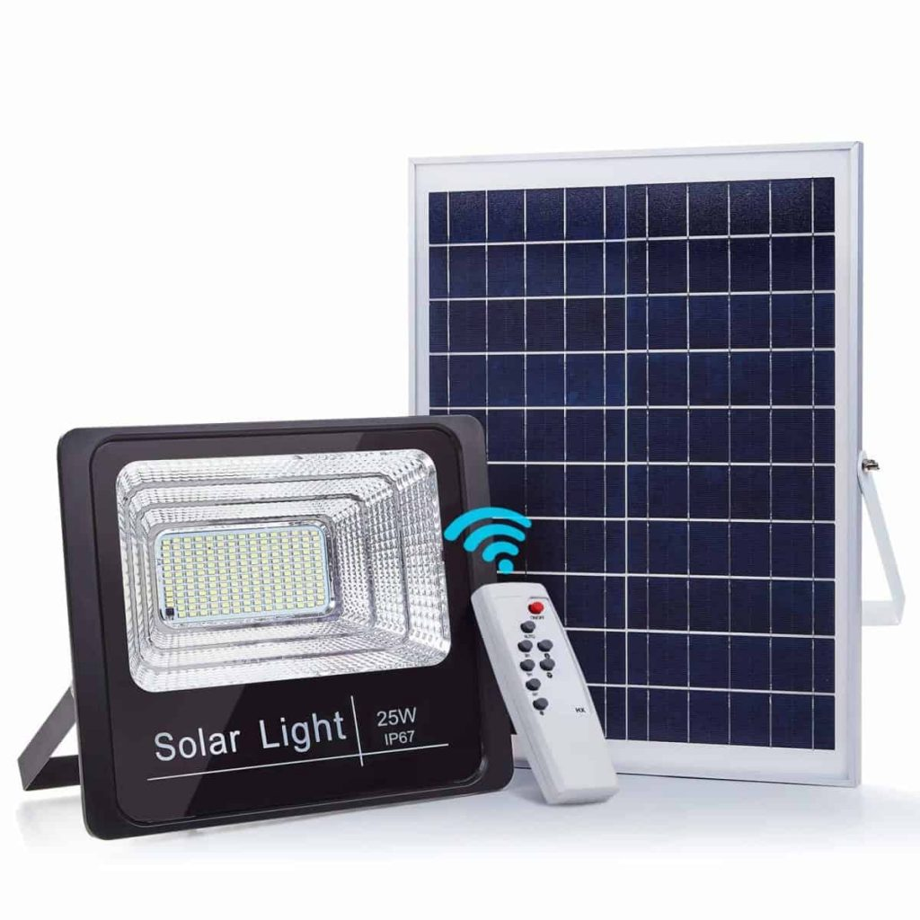 free solar lighting