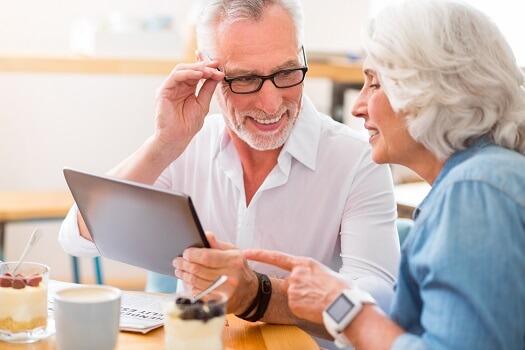 technology for elderly